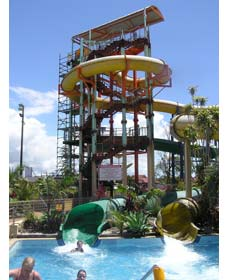 Ballina Olympic Pool and Waterslide - Accommodation Coffs Harbour