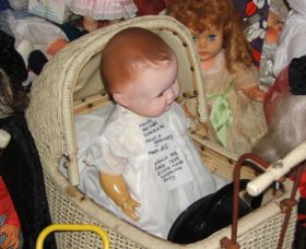 Little Darlings Doll Museum and Coffee Shop - Accommodation Coffs Harbour