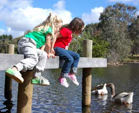 Vasse River and Rotary Park - Accommodation Coffs Harbour
