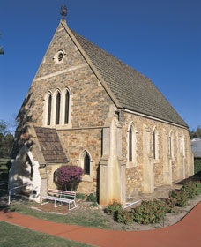 Uniting Church - York - Accommodation Coffs Harbour
