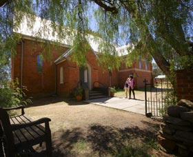 Holy Trinity Church - Accommodation Coffs Harbour