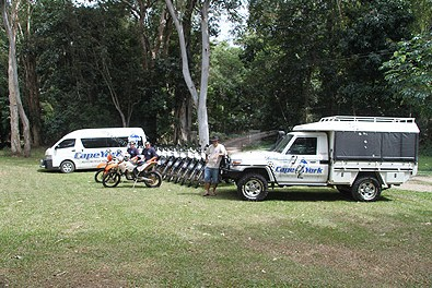 Cape York Motorcycle Adventures - Accommodation Coffs Harbour
