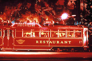 Colonial Tramcar Restaurant - Accommodation Coffs Harbour