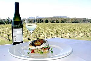 Rochford Winery Restaurant - Accommodation Coffs Harbour