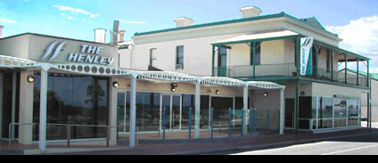 Henley Beach Hotel - Accommodation Coffs Harbour