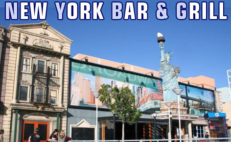 New York Bar & Grill - Accommodation Coffs Harbour