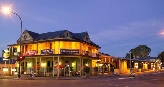 Torrens Arms Hotel - Accommodation Coffs Harbour