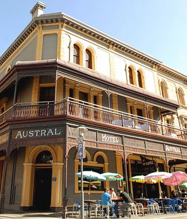 The Austral - Accommodation Coffs Harbour