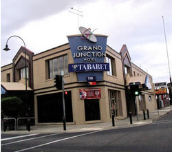 Grand Junction Hotel - Accommodation Coffs Harbour