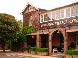 Burrawang Village Hotel - Accommodation Coffs Harbour