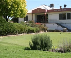 The Yass Golf Club - Accommodation Coffs Harbour