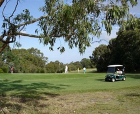 Leongatha Golf Club - Accommodation Coffs Harbour