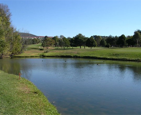 Capital Golf Club - Accommodation Coffs Harbour