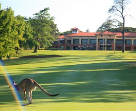 Royal Canberra Golf Club - Accommodation Coffs Harbour