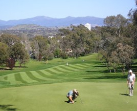 Fairbairn Golf Club - Accommodation Coffs Harbour