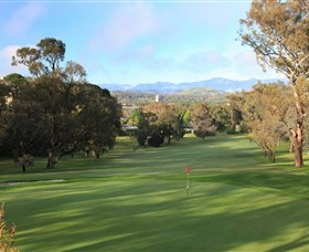 Federal Golf Club - Accommodation Coffs Harbour