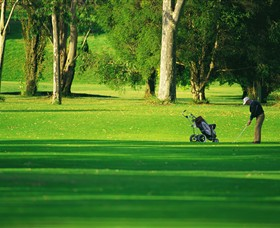 Foster Golf Club - Accommodation Coffs Harbour