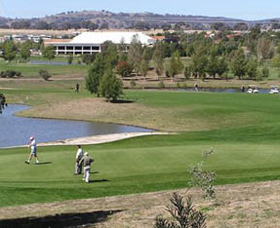 Gungahlin Lakes Golf and Community Club - Accommodation Coffs Harbour