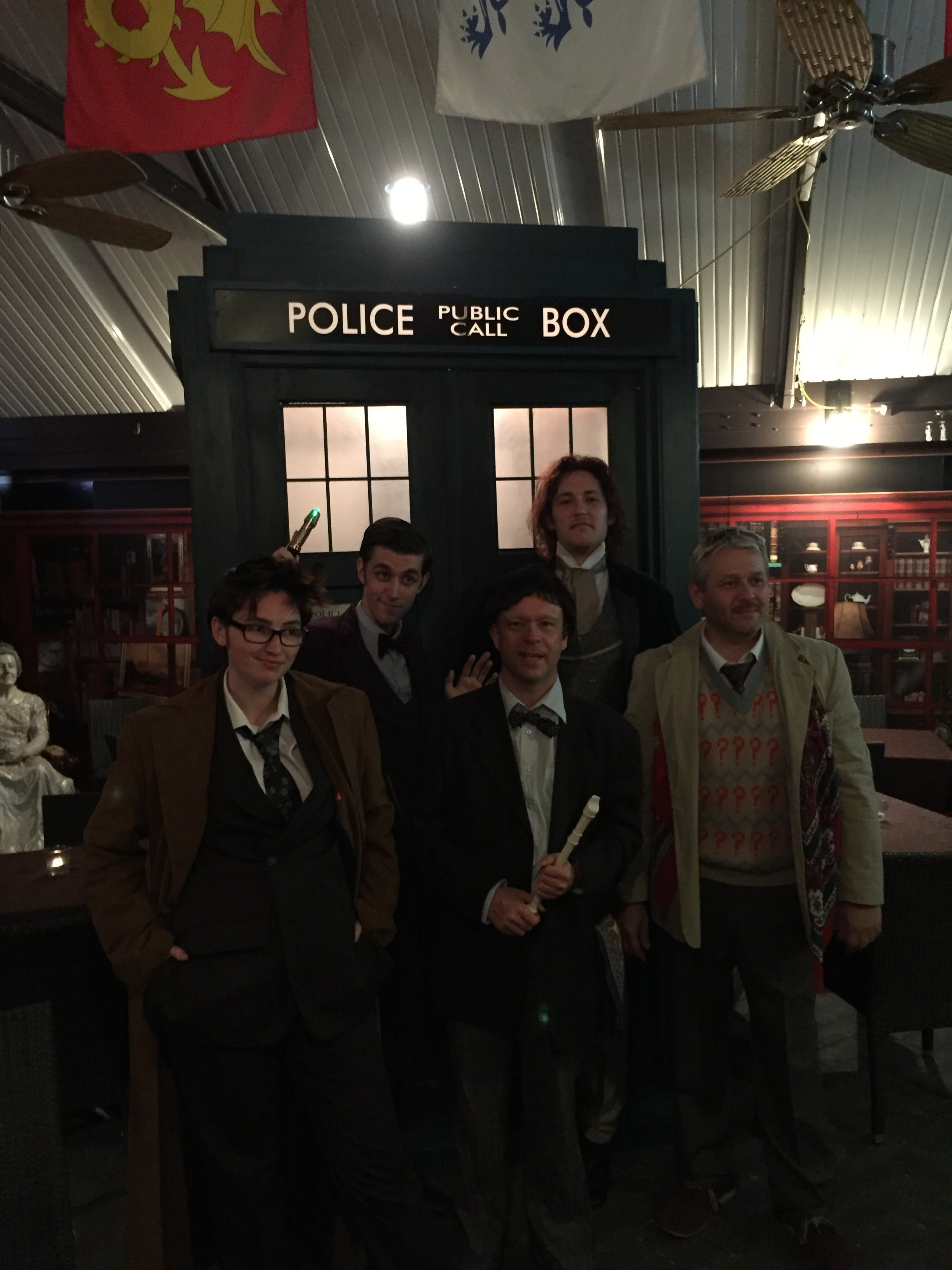 Dr Who Quiz Night - Accommodation Coffs Harbour