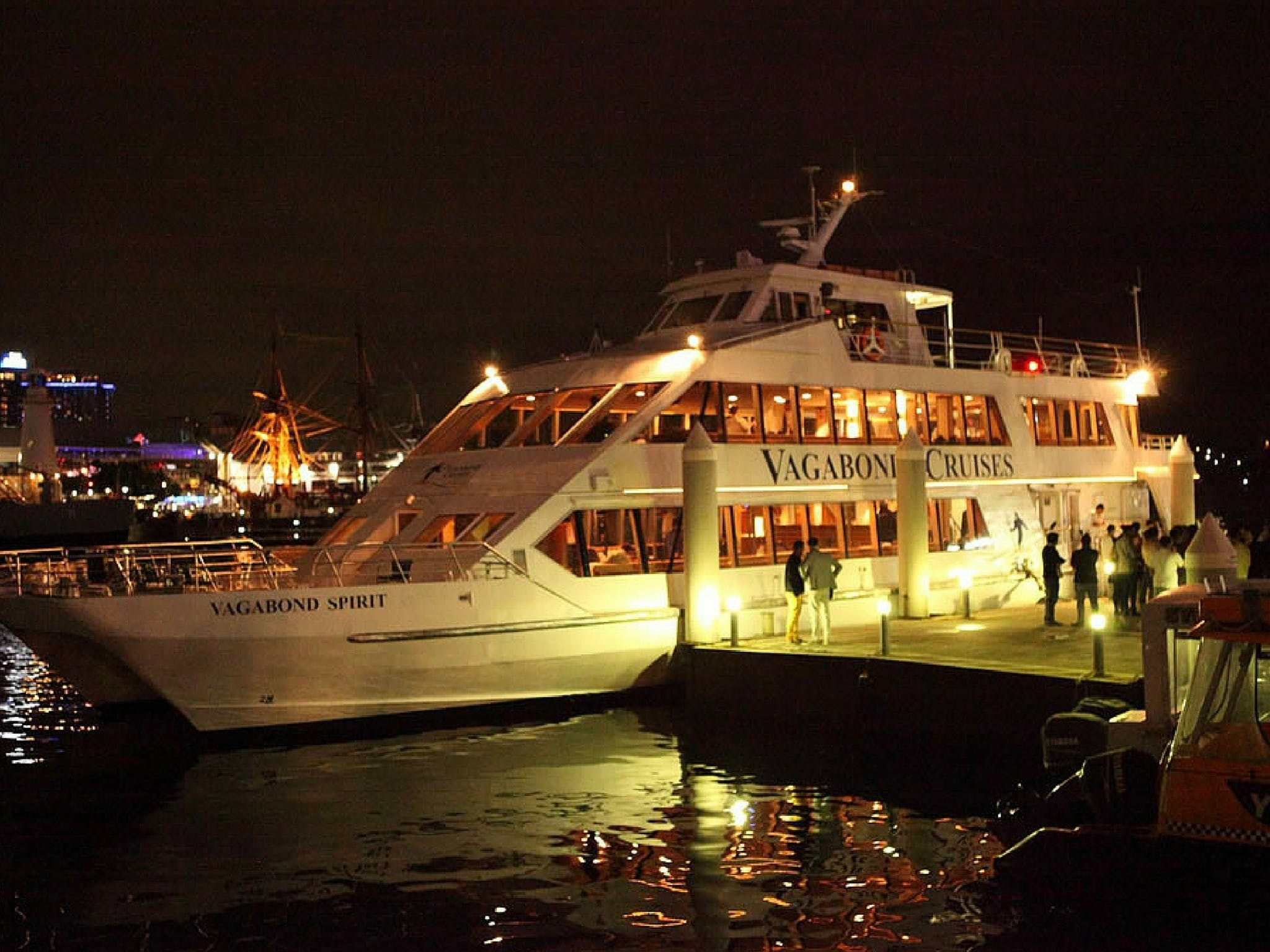Halloween Party Cruise - Accommodation Coffs Harbour
