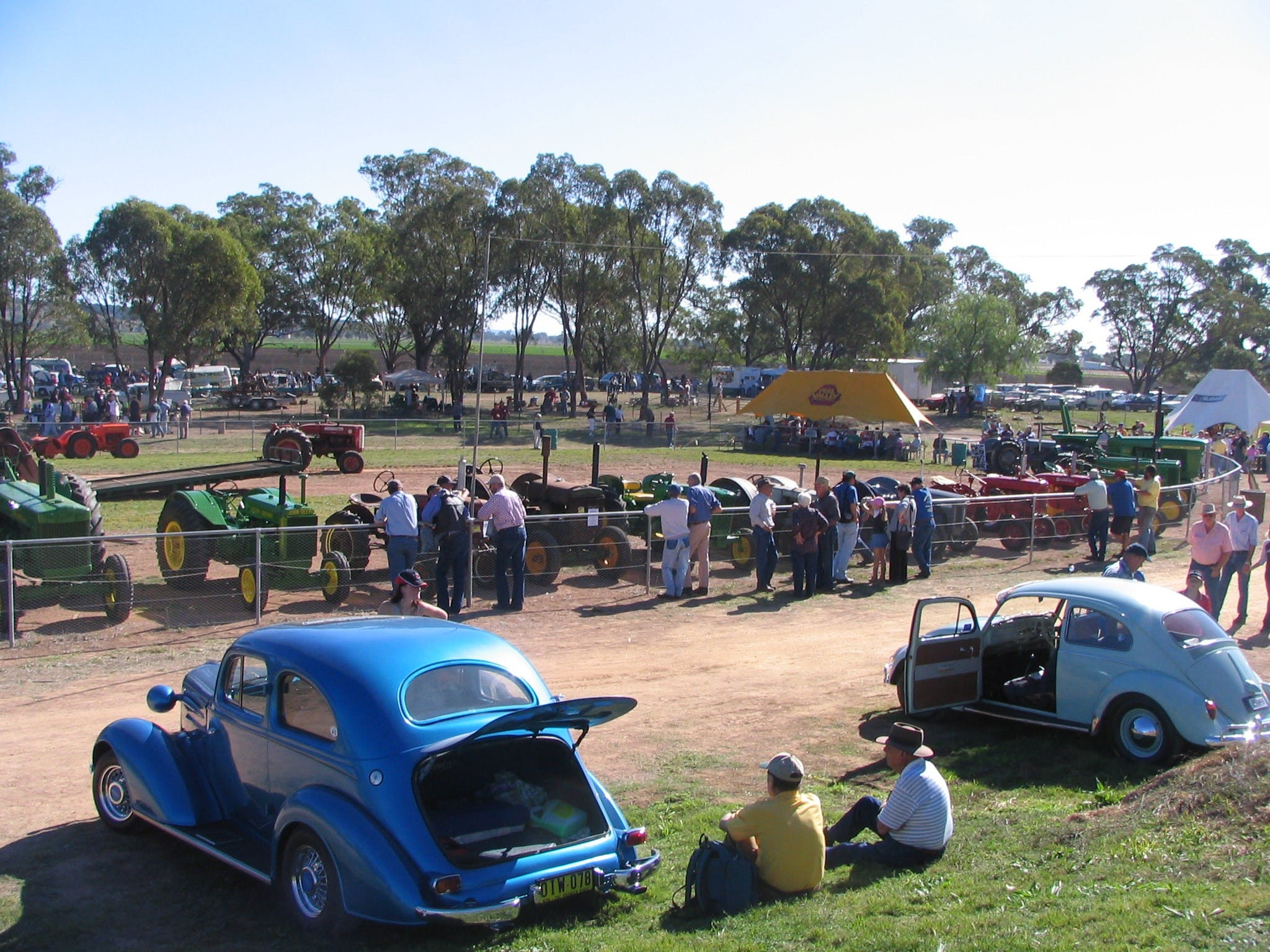 Quirindi Rural Heritage Village - Vintage Machinery and Miniature Railway Rally and Swap Meet - Accommodation Coffs Harbour