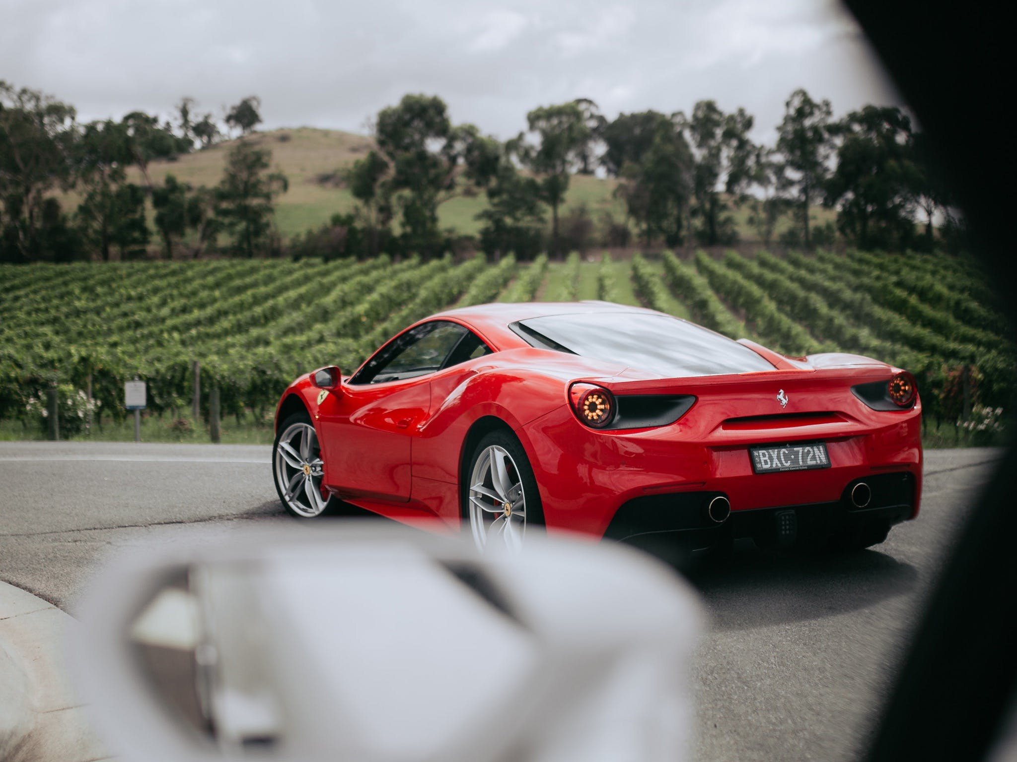 The Prancing Horse Supercar Drive Day Experience - Melbourne Yarra Valley - Accommodation Coffs Harbour