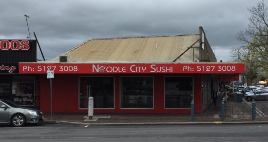 Noodle City  Sushi - Accommodation Coffs Harbour