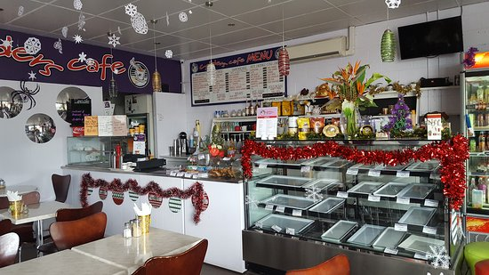 Spiders cafe - Accommodation Coffs Harbour
