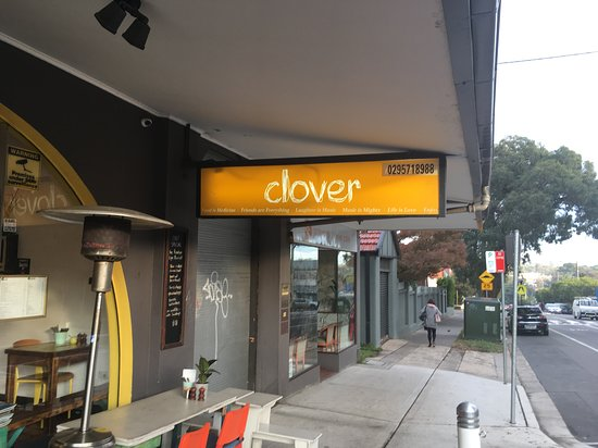 clover cafe - Accommodation Coffs Harbour