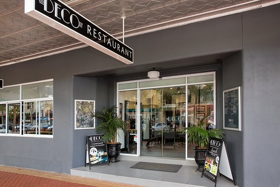 Deco Wine Bar  Restaurant - Accommodation Coffs Harbour