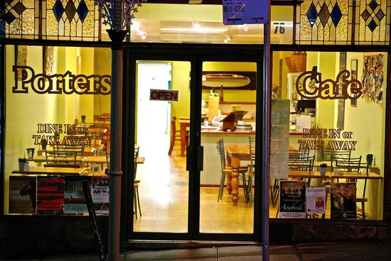 Porters Cafe - Accommodation Coffs Harbour