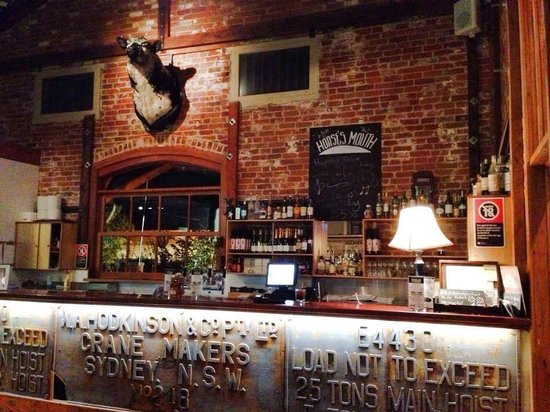 Webb  Co bar - Accommodation Coffs Harbour