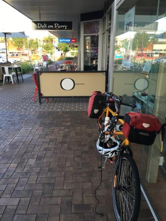 Deli on Perry - Accommodation Coffs Harbour