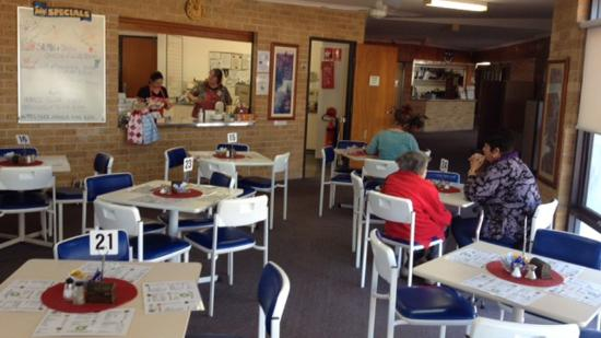 Red Dove Coffee Shop - Accommodation Coffs Harbour