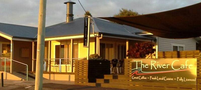 The River Cafe at Beauty Point - Accommodation Coffs Harbour