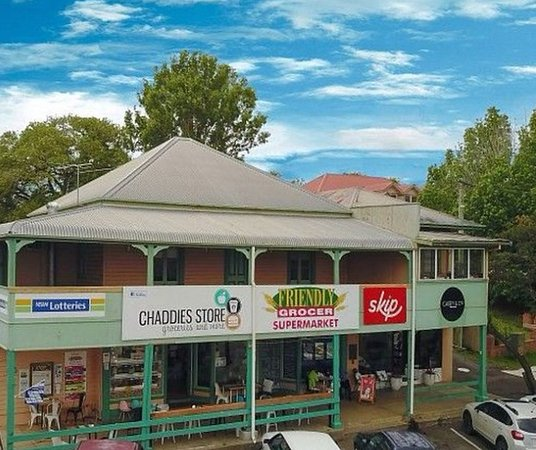 Chaddies Store - Accommodation Coffs Harbour