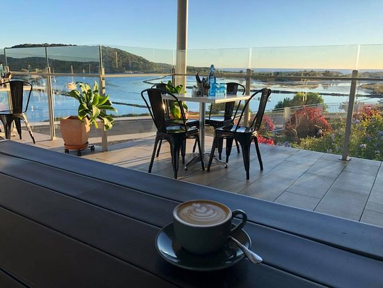 The View - coffee  bites - Accommodation Coffs Harbour