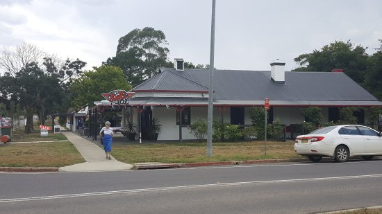 RR Diner - Accommodation Coffs Harbour