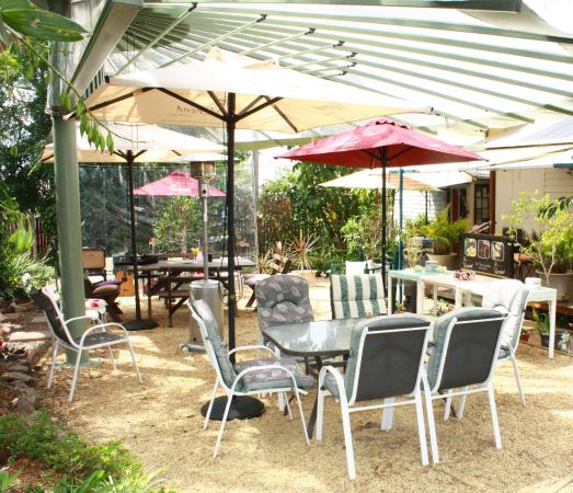 Mad Hatters Tea Garden - Accommodation Coffs Harbour