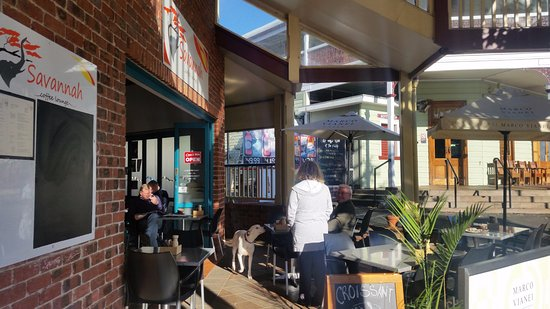 Savannah Coffee Lounge - Accommodation Coffs Harbour