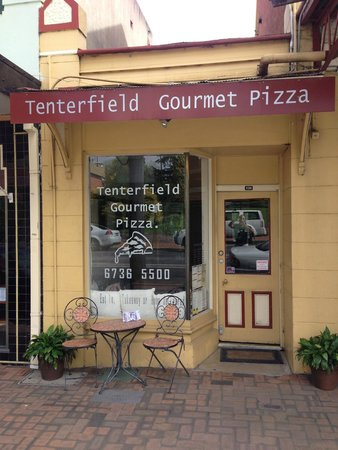 Tenterfield Gourmet Pizza - Accommodation Coffs Harbour