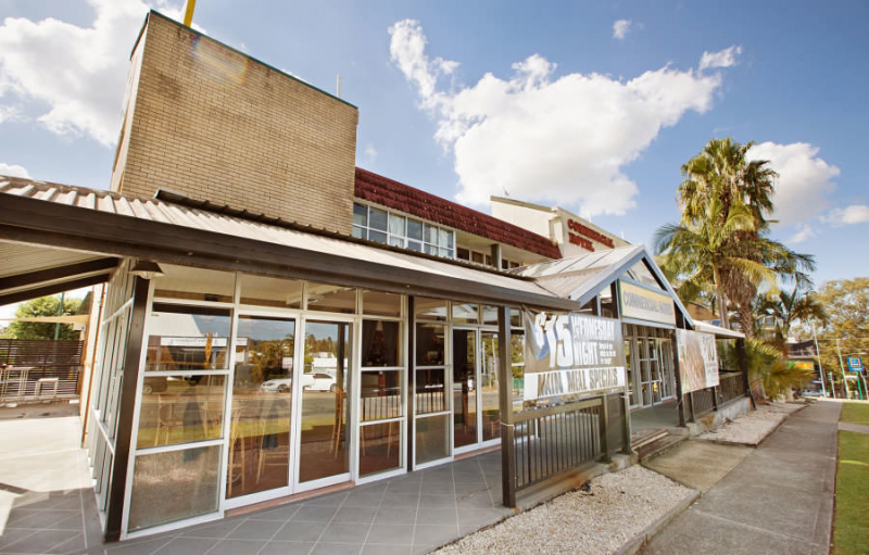 Commercial Hotel - Accommodation Coffs Harbour