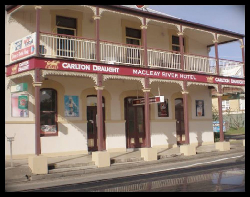 Macleay River Hotel - Accommodation Coffs Harbour