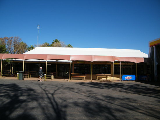Erldunda Roadhouse - Accommodation Coffs Harbour