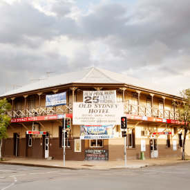 Old Sydney Hotel - Accommodation Coffs Harbour