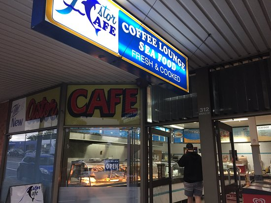 New Astor Cafe - Accommodation Coffs Harbour