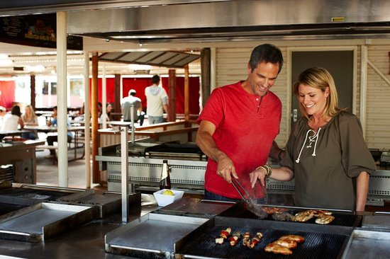 Pioneer BBQ and Bar - Accommodation Coffs Harbour