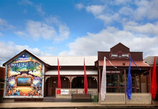 Fudge'n'Good Coffee - Accommodation Coffs Harbour