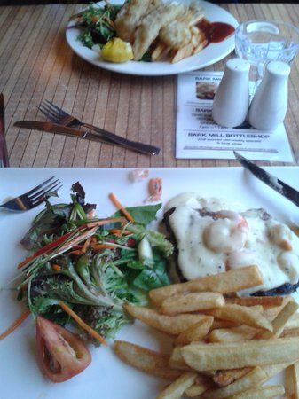 The Bark Mill Tavern  Bakery - Accommodation Coffs Harbour