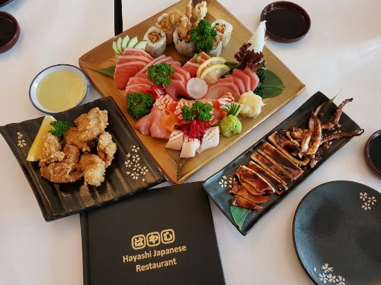 Hayashi Japanese Restaurant - Accommodation Coffs Harbour